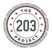 The 203 Project logo