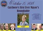 Mayor's Roundtable flyer