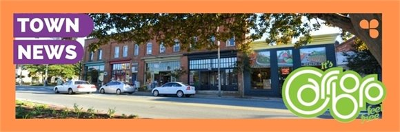 Town News for Carrboro