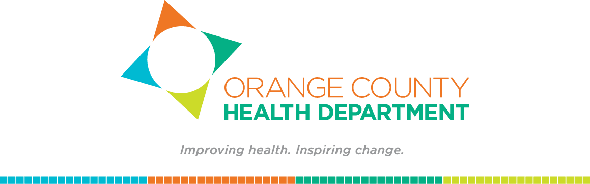Orange County Health Dept logo